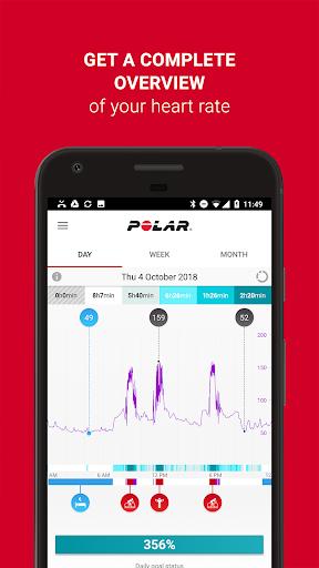 Polar Flow screenshot 3