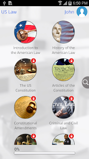 Learn US Law by GoLearningBus- screenshot thumbnail