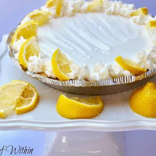 Lemon Pie No Eggs Recipes.
