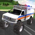 Monster Truck Driving Rally icon