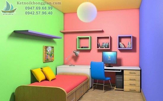 thiết kế nội thất theo mệnh