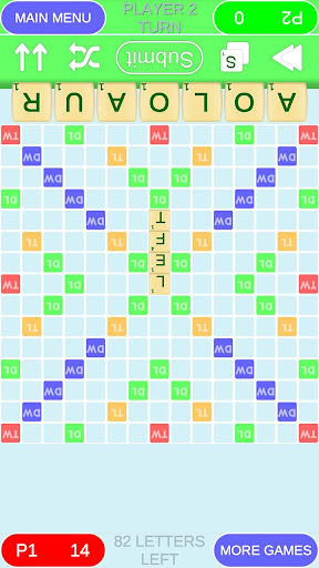 SCRABBLE - The Classic Word Game apkpoly screenshots 4