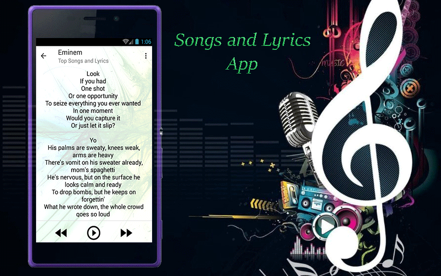 Eminem Top 30 Songs & Lyrics - Android Apps on Google Play