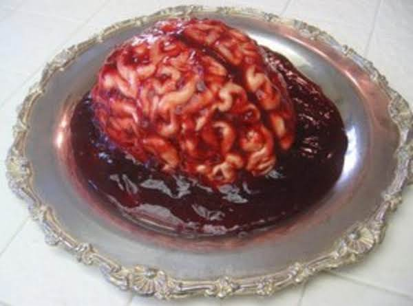 Panna Cotta (brain Style) With Pomegranite Sauce Recipe