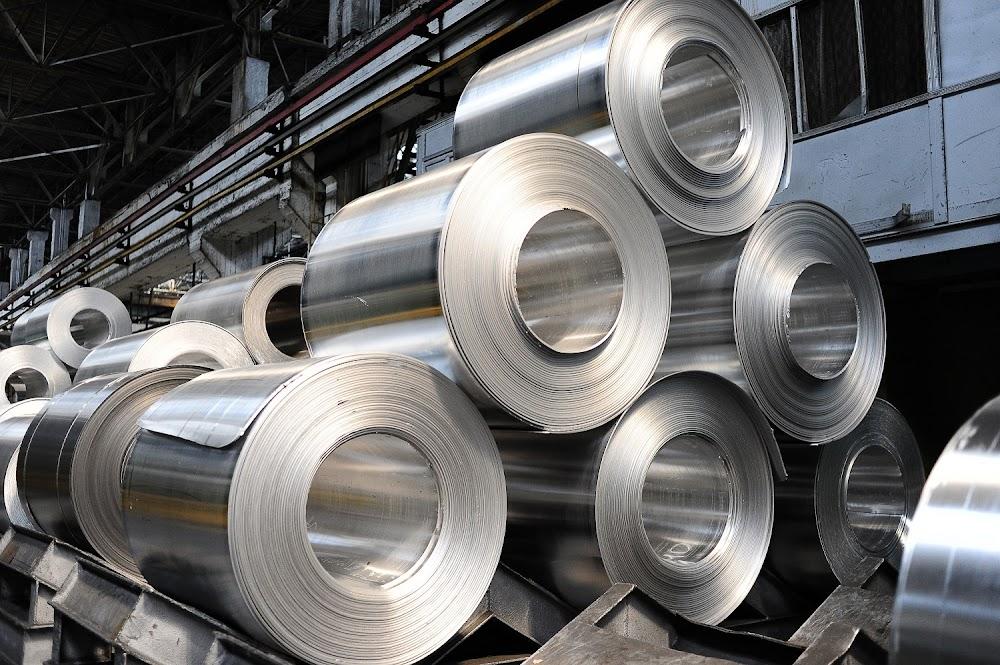 Aluminiummarkte flits waarskuwing vir die ekonomie