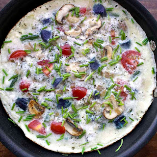 Vegetarian Breakfast Frittata