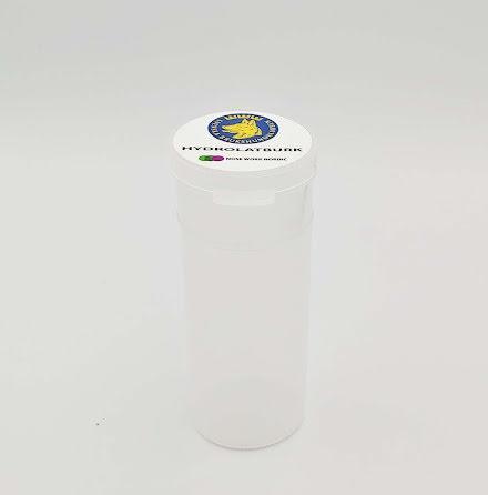 Hydrolatburk till 10 ml flaskor