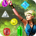 Jungle Jewels - Match 3 icon