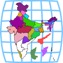 India Map Puzzle icon
