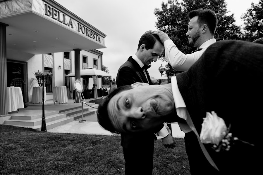 Wedding photographer Ioana Pintea (ioanapintea). Photo of 06.07.2017