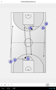 Basketball Playview screenshot 4
