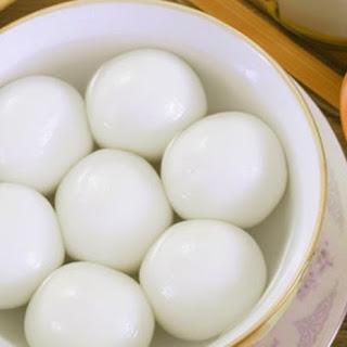 Chinese Yuan Xiao Dumplings #DumplingsWorldwide
