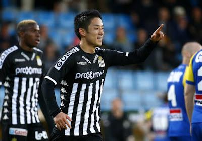 """Ryota Morioka : """"Je suis optimiste pour le match de dimanche"""""""