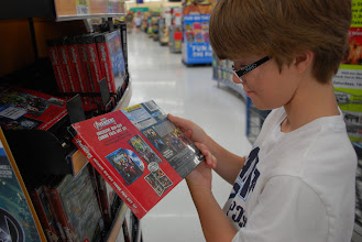 Photo: Checking out the Walmart Exclusive Gift Set!