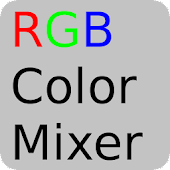 Simple RGB Color Mixer