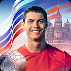 Cristiano Ronaldo: Kick'n'Run – Футбол бегун icon