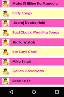 Hindi Mehndi Songs - náhled