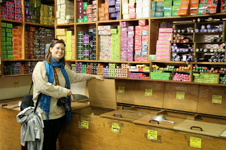 Photo: A Bo Kaap landmark, Atlas Trading seems to sell every spice under the sun - and in large quantities too!