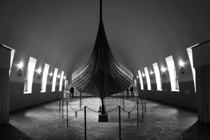Barca vichinga di vincenzo