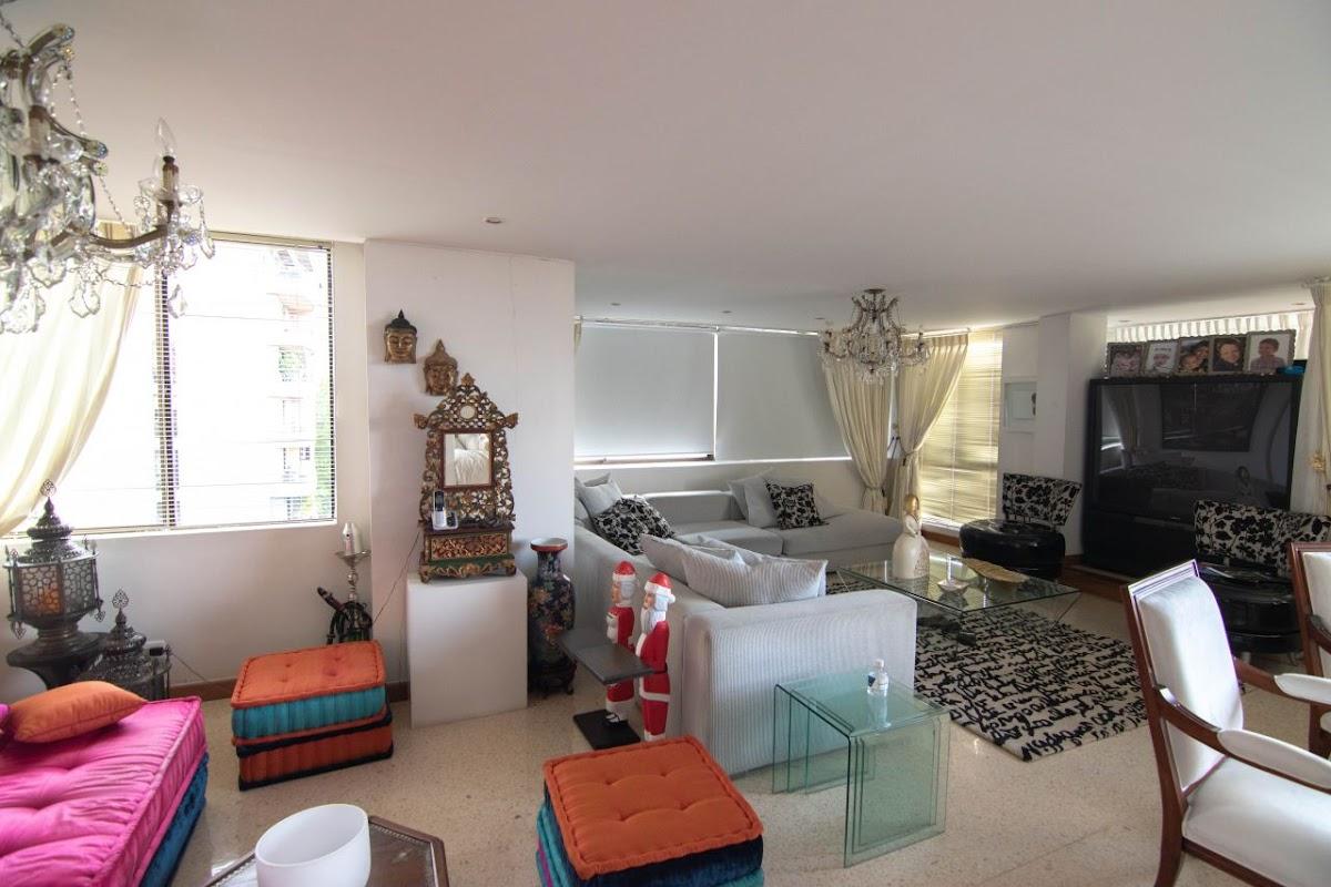 apartamento en venta poblado 585-23807