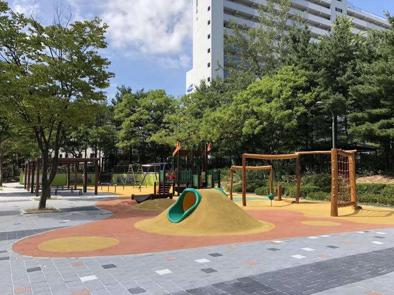 노후 삼풍동 어린이공원 창의력 키우는 공간으로 단장