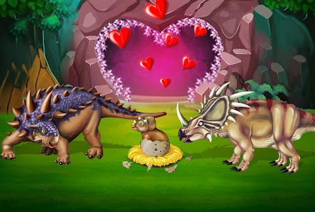Dino Battle Apk Download For Android and Iphone 4