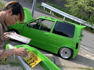アルトワークス CR22S のカスタム事例画像 あきKing of street 関西支部さんの2019年05月06日21:12の投稿
