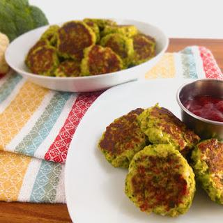 Broccoli Cauliflower Nuggets