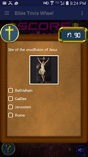 Bible Trivia Wheel -Bible Quiz- screenshot thumbnail