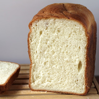 Bread Machine (sort of) Brioche