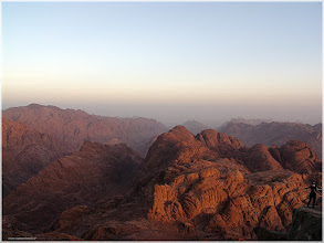 Photo: Monte Sinai. Egipto http://www.viajesenfamilia.it/