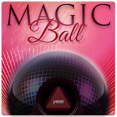 Magic Ball (Magic 8 ball)