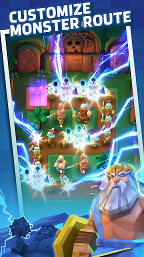 Royal defense Idle apkdebit screenshots 2
