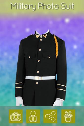 Military Photo Suit