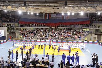 Photo: NIS, SRBIJA, 30. MAJ 2014. - Odbojka, svetska liga, Srbija - Rusija.foto:Andrej Cukic