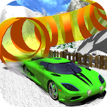 Extreme Stunts GT Racing Car