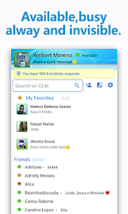 CLM – Chat Live Messenger 3