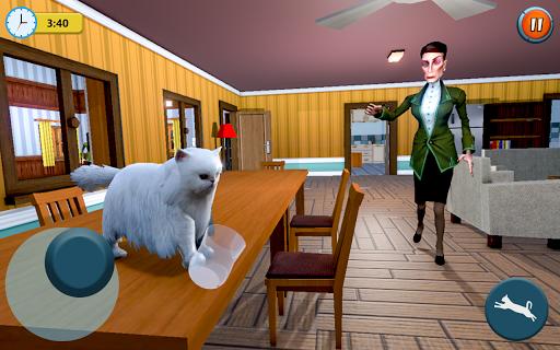 CAT & MAID: VIRTUAL CAT SIMULATOR KITTEN GAME apkdemon screenshots 1