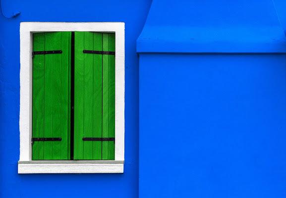 Verde Blu di Caterina Ottomano