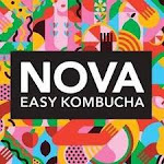 Nova Easy Kombucha Peach, Passion Fruit