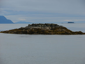 Photo: Looking southward down Stephens Passage from Point Anmer.