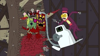 The Superjail Inquisitor