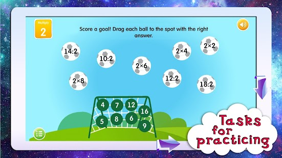 2x2 Simulator. Lets Learning Times Tables- screenshot thumbnail