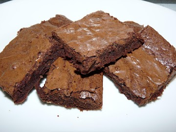 Quick Fudge Brownies Recipe