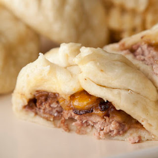 Cheeseburger Steam Buns