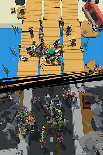 Code Triche Zombinizer - I'm first zombie APK MOD screenshots 4