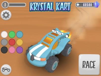 Krystal Kart AR MOD APK+OBB (Unlimited Money) 5