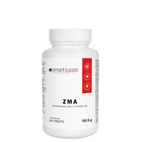SmartSupps ZMA 300 tabs
