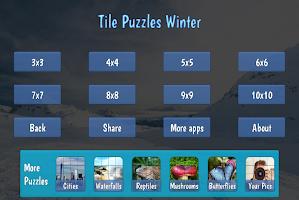 Tile Puzzles · Winter