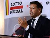 Le manager général de Lotto-Soudal, John Lelangue, explique pourquoi il voulait Philippe Gilbert